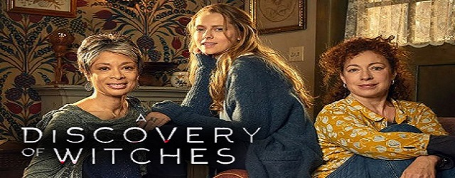 A Discovery of Witches 2018