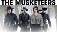 The Musketeers BBC (2014)
